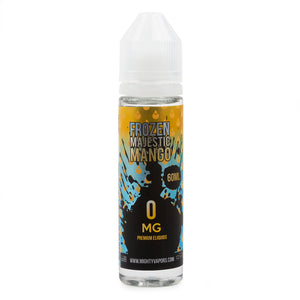 Mighty Vapors Frozen Majestic Mango
