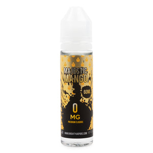 Mighty Vapors Majestic Mango