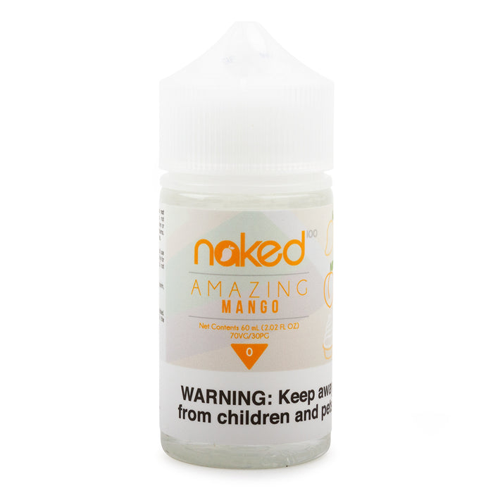 Naked 100 Amazing Mango