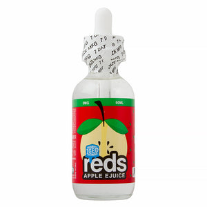7 Daze Reds Apple Iced - VapeNW