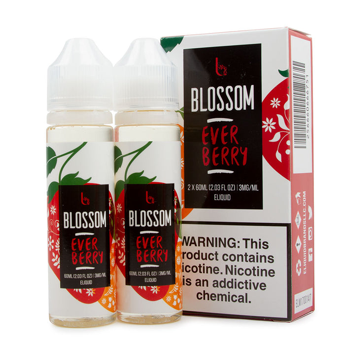 Blossom Ever Berry (2 x 60mL bottles)
