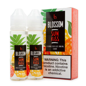 Blossom Sun Kiss (2 x 60mL bottles) - VapeNW