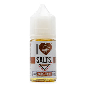 I Love Salts Sweet Tobacco - ovapor