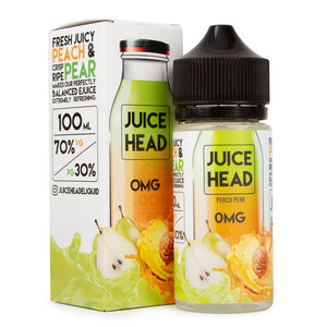 Juice Head Peach Pear - ovapor