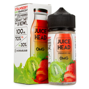 Juice Head Strawberry Kiwi - ovapor