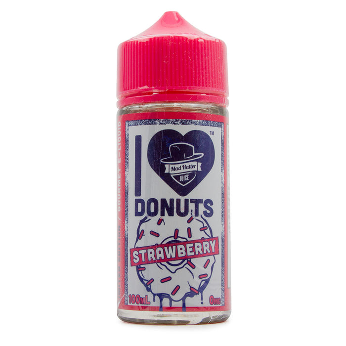 I Love Donuts Strawberry