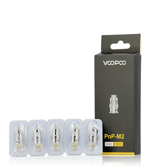 Voopoo Drag Baby Trio Replacement Coils (5 Pk)