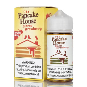 Pancake House Glazed Strawberry - VapeNW