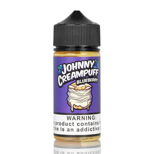 Johnny Creampuff Blueberry - VapeNW