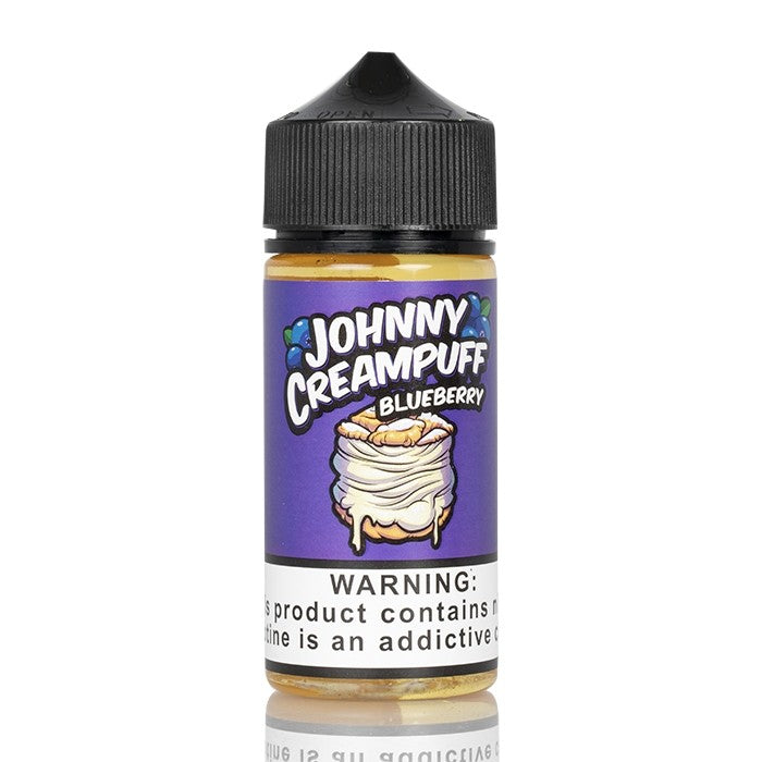 Johnny Creampuff Blueberry