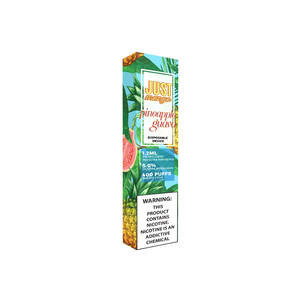 Just Mango Prefilled Disposable Pen Pineapple Guava (1 Pk) - VapeNW
