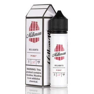 The Milkman Pink Squared - VapeNW