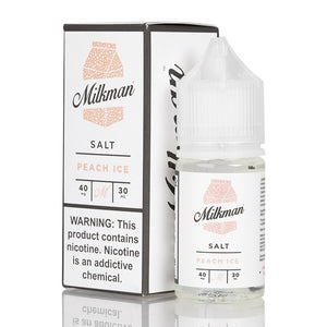The Milkman Salt Peach Ice