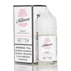 The Milkman Salt Strawberry Ice