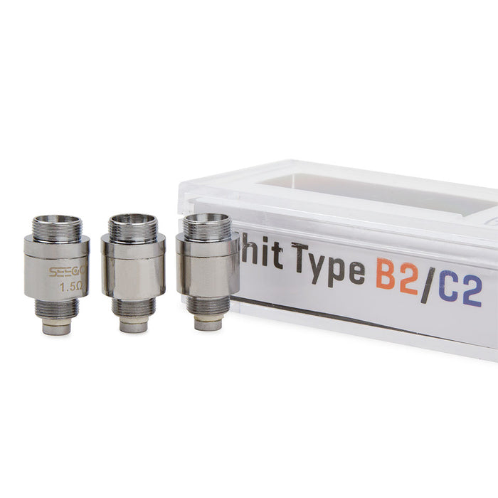 Seego Type B2/C2 Coils (3 Pk)