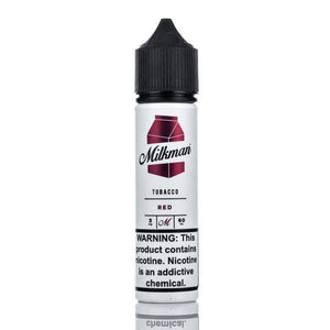 The Milkman Tobacco Red - VapeNW
