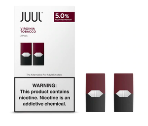 JUUL Pods Virginia Tobacco (2 Pk)
