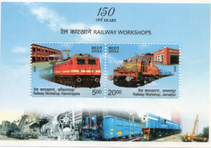 150-years of Railway workshops