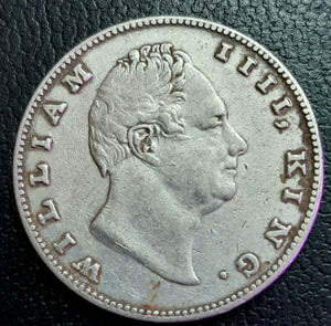 1 Rupee, William IIII, 1835