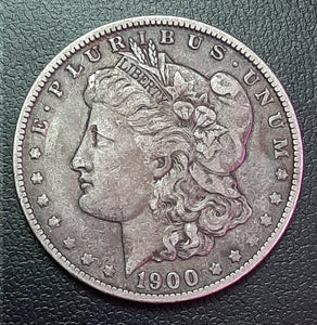 Morgan Dollar, Silver, Coin