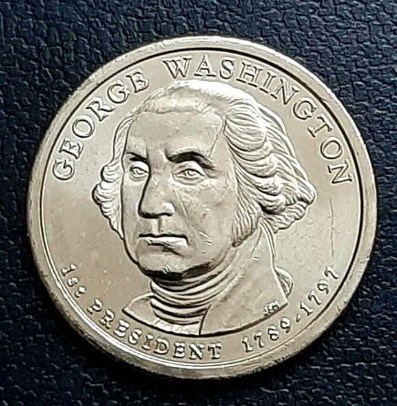 1 Dollar, George Washington