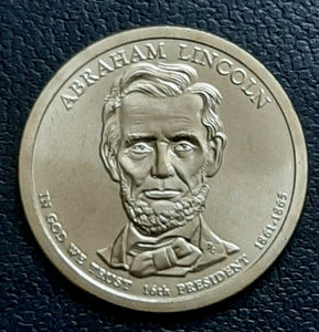 1 Dollar, Abraham Lincoln