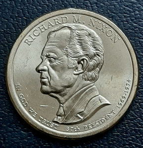 1 Dollar, Richard Nixon