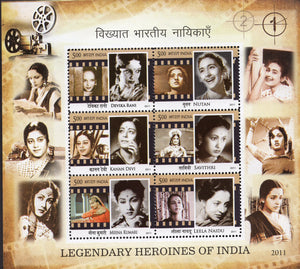 Legendary Indian Heroines