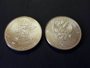25 Ruble winter olympics