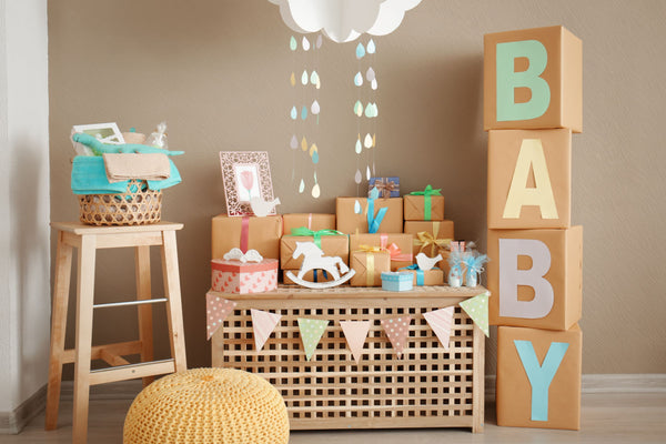 Everything You Ever Needed To Know About Baby Showers