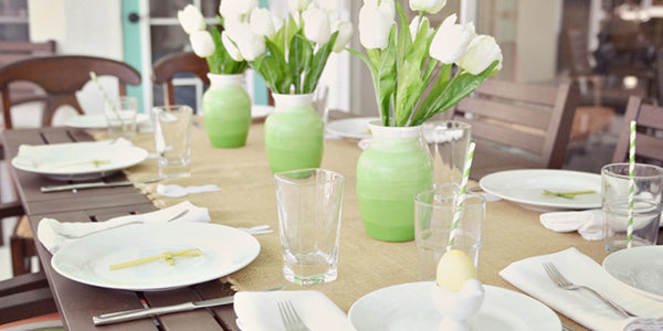 Ideas for a Timeless Easter Brunch