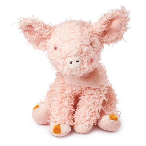 Hammie the Pig Stuffed Animal from Bunnies By The Bay