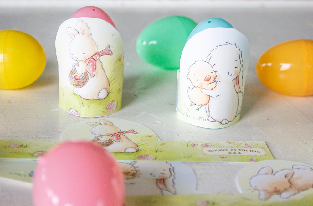 Easter Egg Holder DIY Crafts