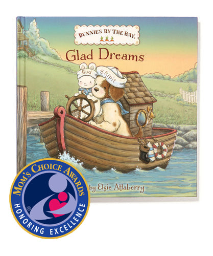 Glad Dreams is a Mom's Choice Awards winner