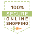 100% Secure Online Shopping