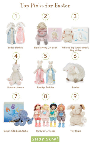 Top Easter Picks for Babies and Toddlers