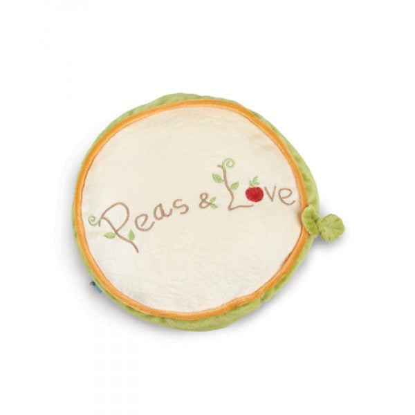 Image of Peas & Love Pillow-Pillow-Bunnies By The Bay-bbtbay