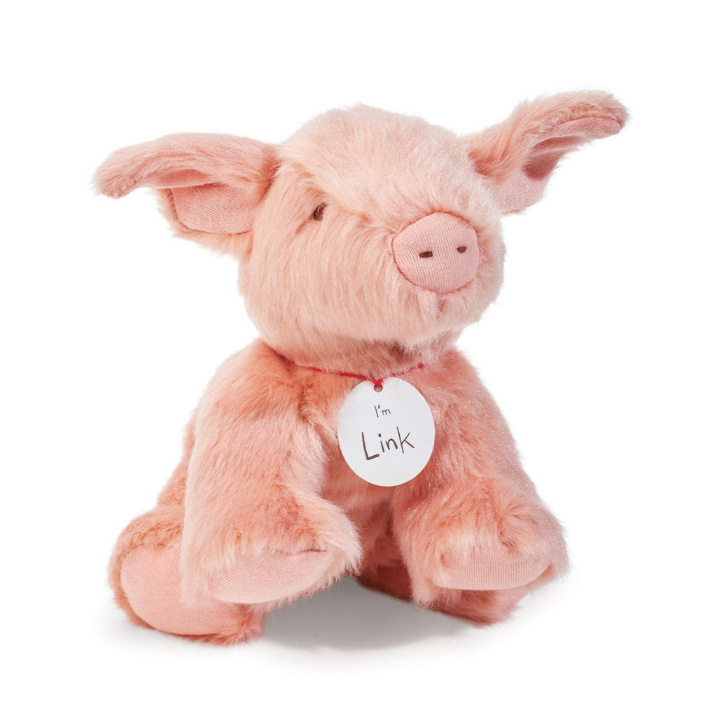 [product-color] Link the Piglet a Good Friends Farm from Bunnies By the Bay: -811357008898-100085