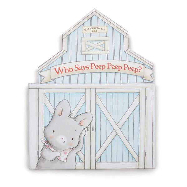 Image of Who Says Peep Peep Peep? Board Book-Book-Bunnies By the Bay-bbtbay
