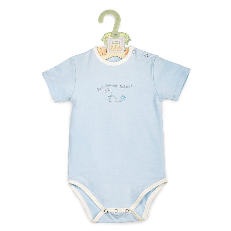 Image of Best Friends Bunsie-Apparel-Bunnies By the Bay-0-3 months-Blue-bbtbay