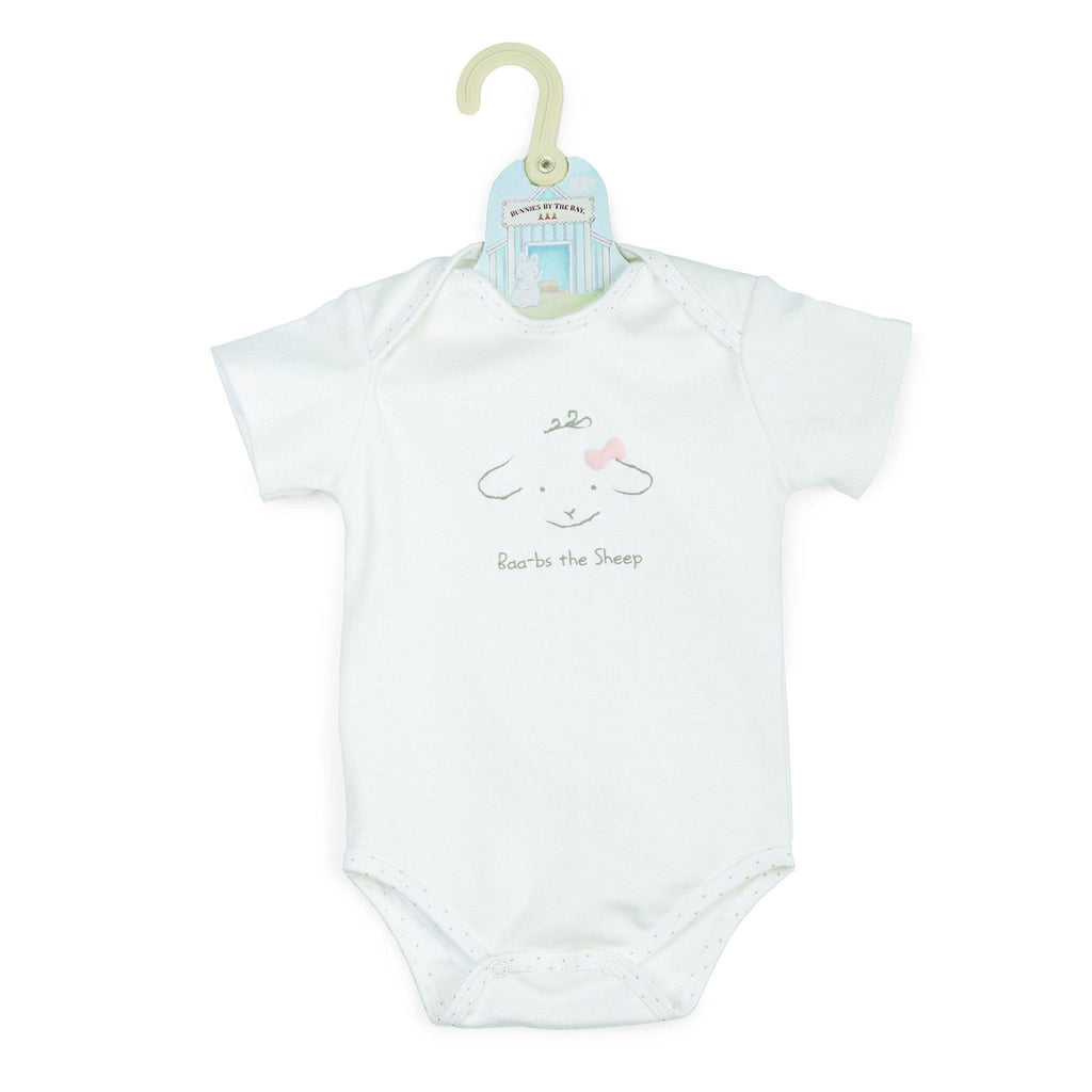 Image of Baa-bs Bunsie-Apparel-Bunnies By the Bay-3-6 months-White-bbtbay
