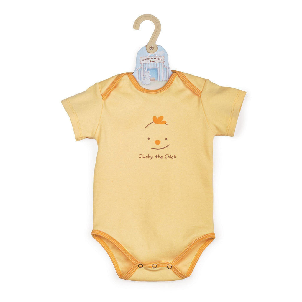 Image of Clucky Bunsie-Apparel-Bunnies By the Bay-3-6 months-Yellow-bbtbay