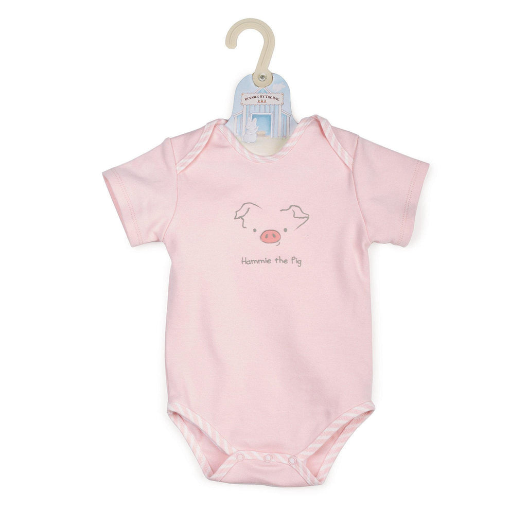 Image of Hammie Bunsie-Apparel-Bunnies By the Bay-3-6 months-Pink-bbtbay