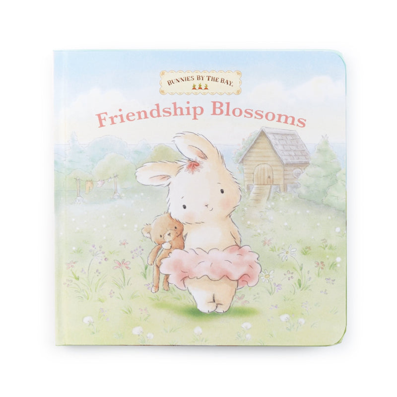 RETIRED - Blossom's Read Me Another One Gift Set-Retired-Bunnies By The Bay