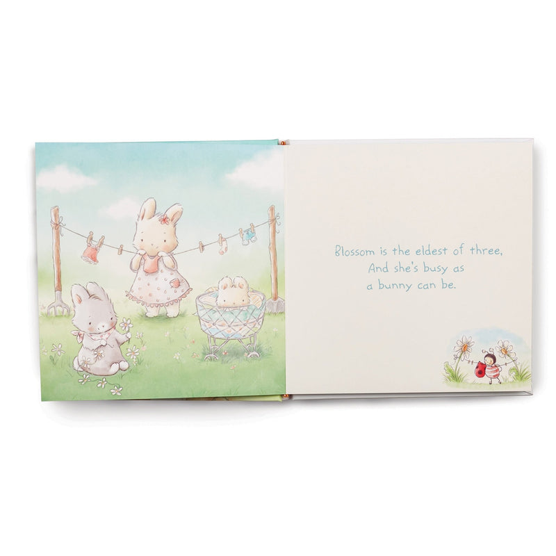 Friendship Blossoms Board Book-Book-Bunnies By The Bay