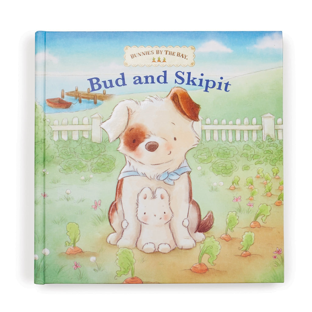 RETIRED - Skipit Book, Buddy and Blanket Gift Set