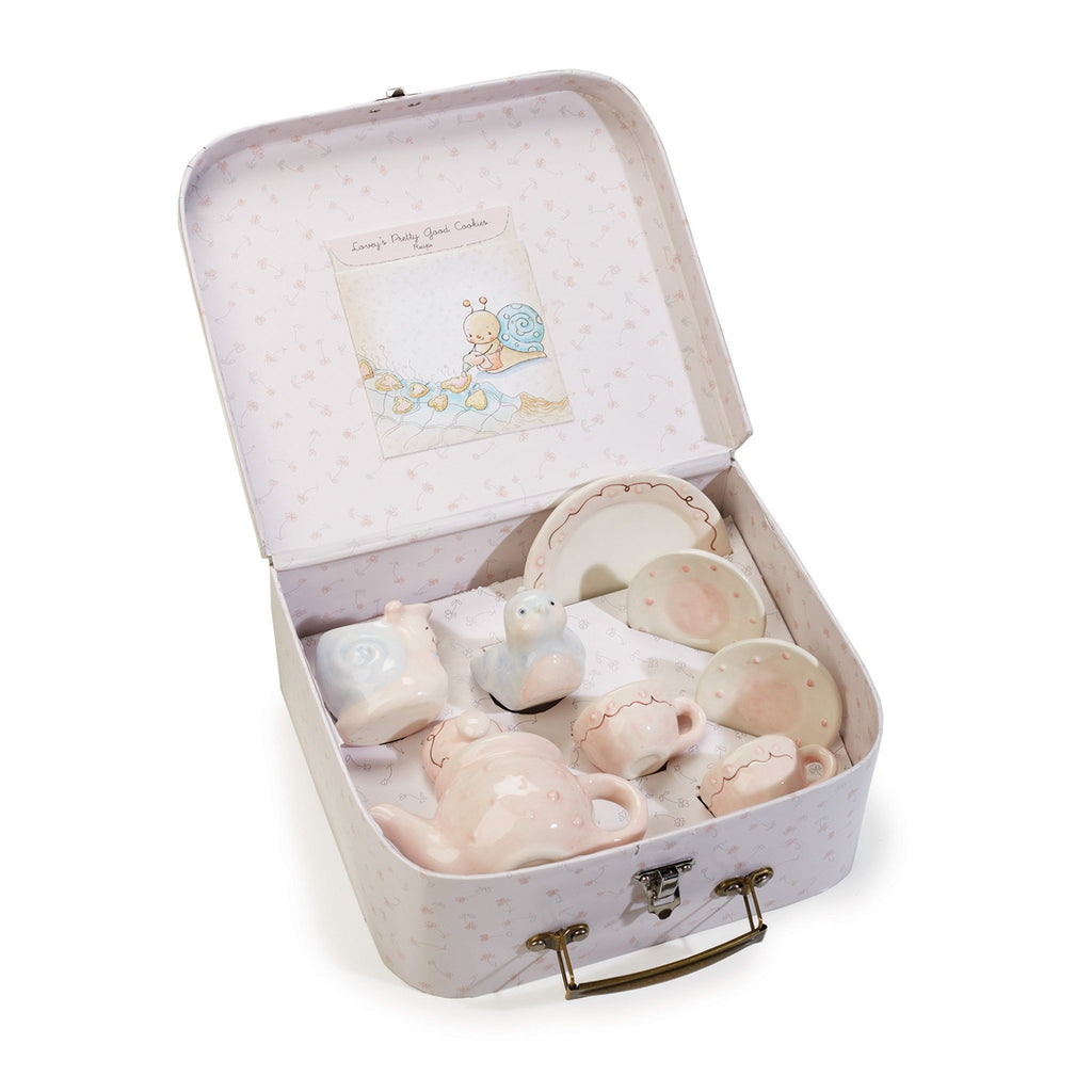 Retired - Pretty Girl Tea Party To Go Gift Set-gift set-Bunnies By The Bay