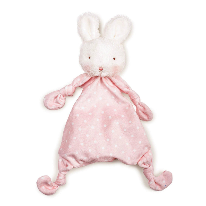 Bunny Plush Stuffed Animal - Blossom Bunny Knotty Friend - Bunnies By The Bay