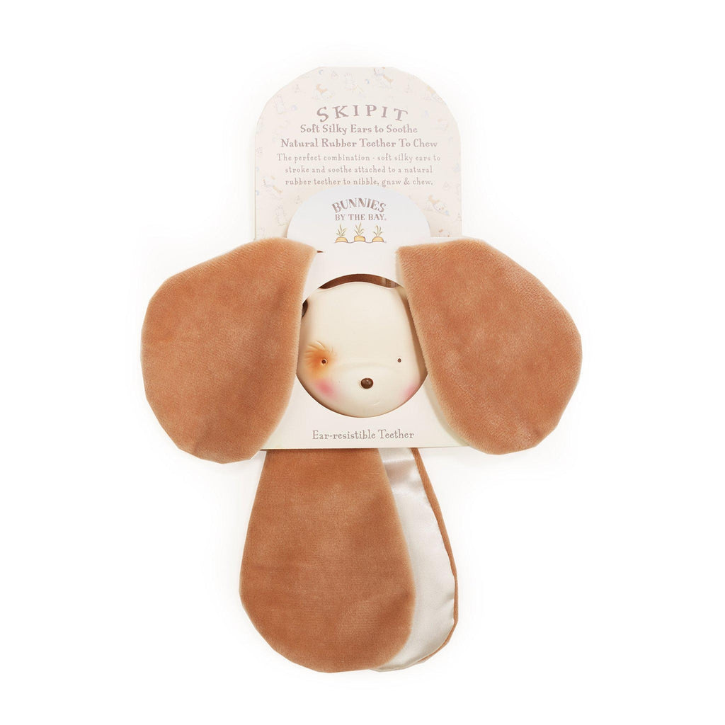 [product-color] Skipit Puppy Ear-resistible Teether a Teether from Bunnies By the Bay: -843584013314-100248