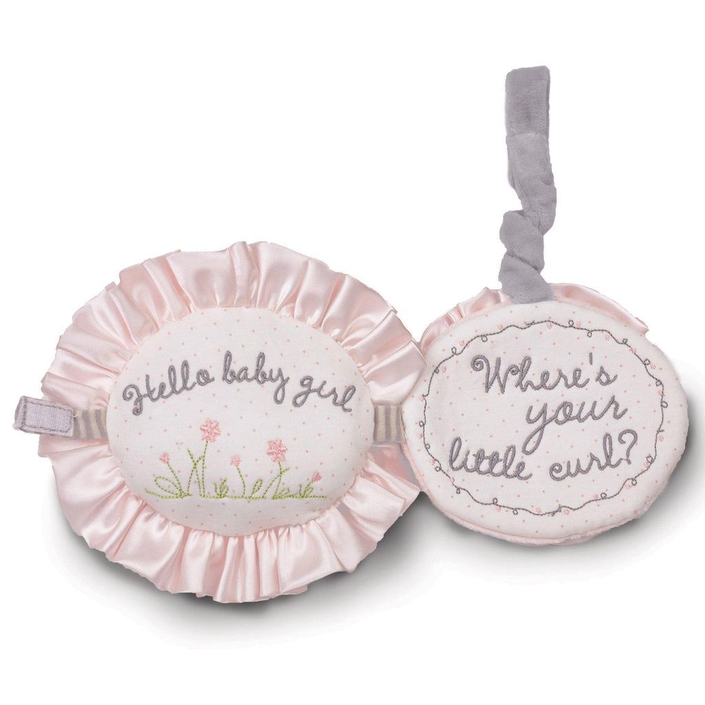 Baby Curl Soft Book